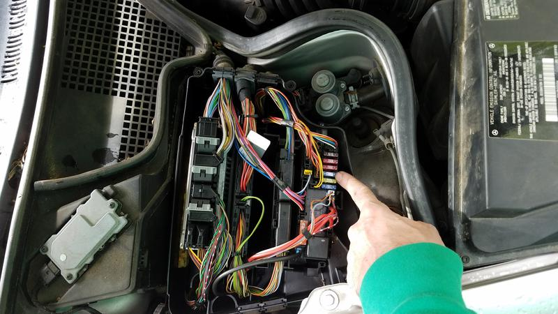 1999 E320 4matic Multi Cel Codes  P1453  P1420  P0446