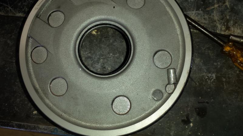 Transmission front pump seal issue - Mercedes-Benz Forum