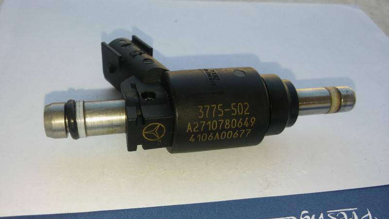 D Injector on Mercedes Benz Parts Online