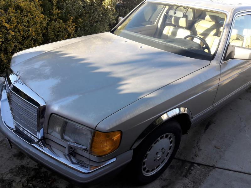 1989 420 sel mercedes benz forum for Mercedes benz giveaway