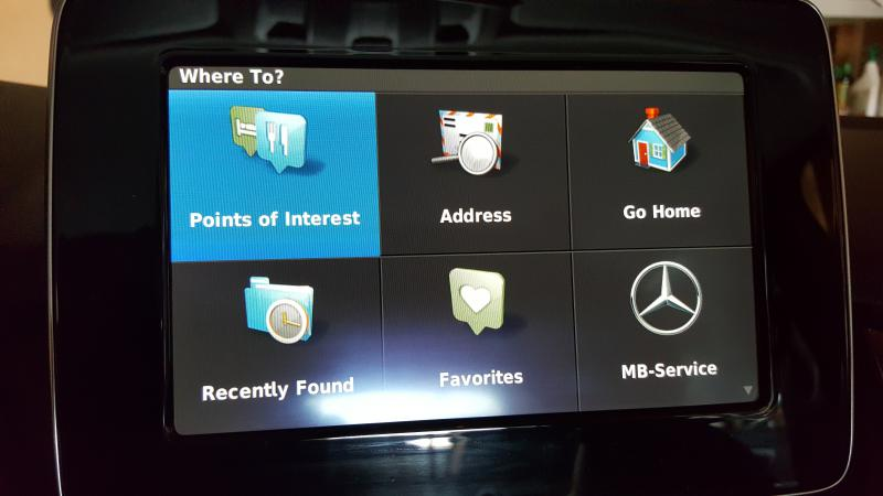 Adding Navigation with SD Card - Mercedes-Benz Forum