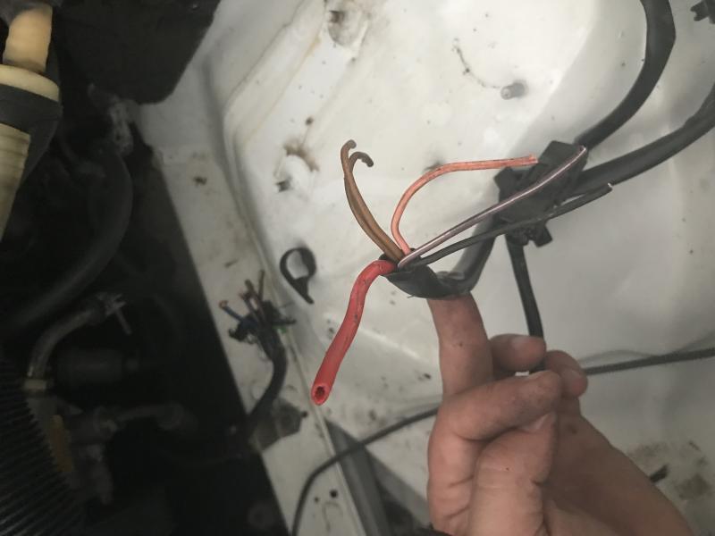 Wiring Relay W124 200d 1985