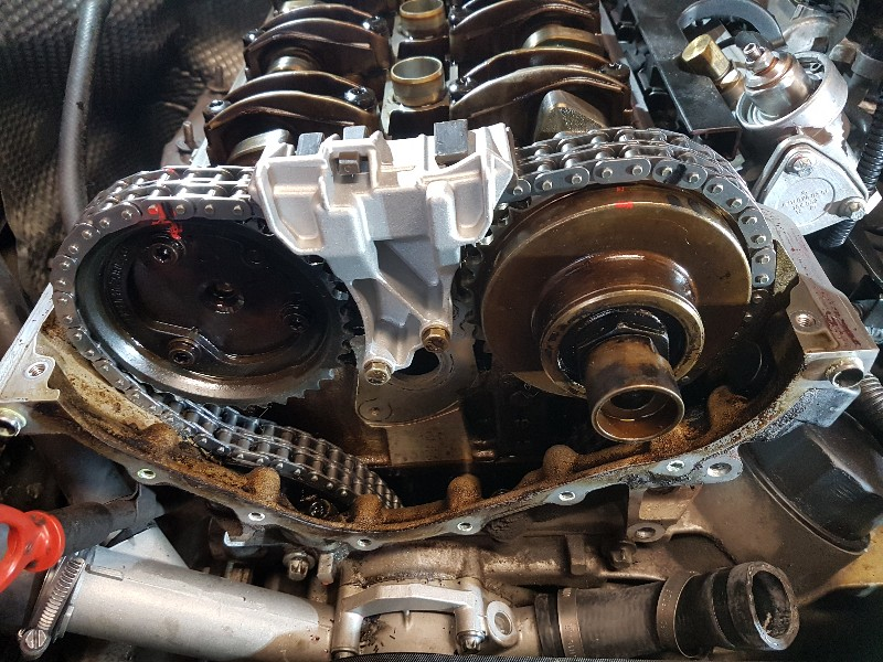 check your M111 timing chains! (BIG GAINS!!!) - Mercedes-Benz Forum