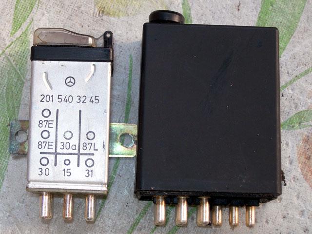 D E Power Fuel Pump C D O on Mercedes 190e Fuel Pump Relay Location