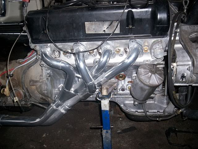 Headers For 560 Engine Swap In W108 Mercedes Benz Forum