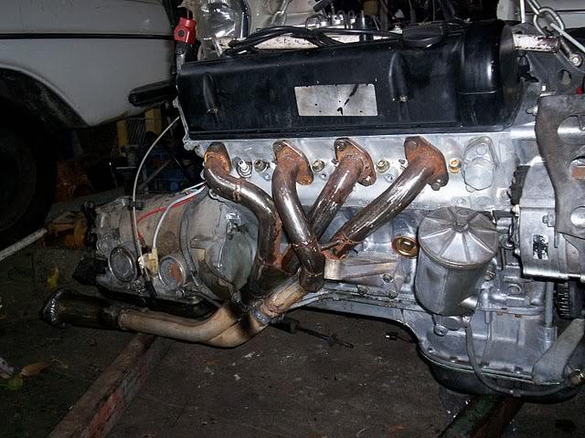 Headers For 560 Engine Swap In W108 Mercedes Benz Forum