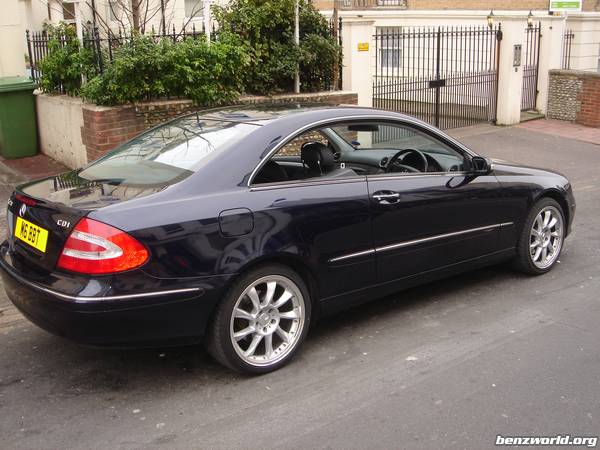 mercedes clk 270 cdi 200 bhp re tuned mercedes benz forum. Black Bedroom Furniture Sets. Home Design Ideas