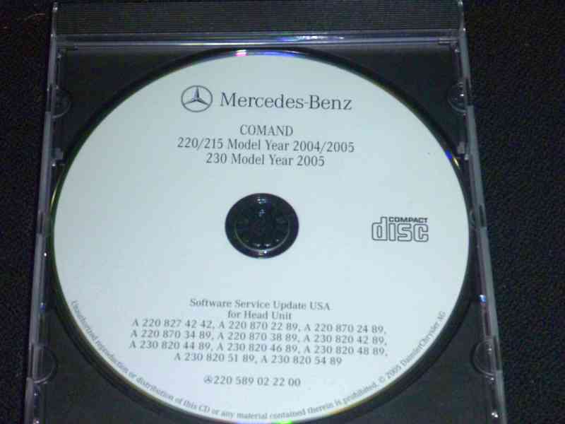help needed comand firmware update cd page 2 mercedes. Black Bedroom Furniture Sets. Home Design Ideas