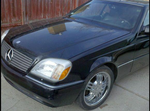 1995 Cl500 Please Help Mercedes Benz Forum