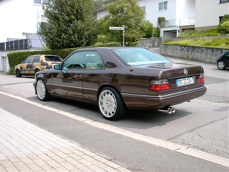 124 Coupe/Cabriolet Picture Thread - Page 44 - Mercedes-Benz Forum