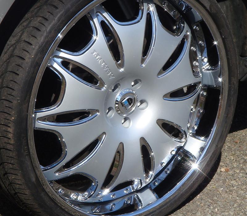 24 Inch Asanti Rims For Mlgl Mercedes Benz Forum