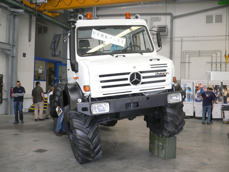 Monster Trucks For Sale >> Unimog U2450L 6x6 as Expedition Camper? - Page 3 ...