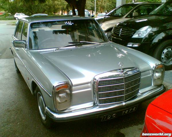 Sorry W115 Steering Column Question Mercedes Benz Forum