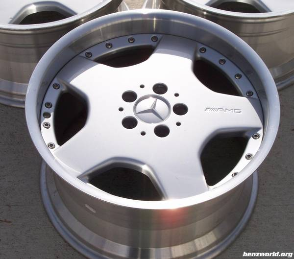 Mercedes Rims For Sale >> For Sale 18 Inch Amg 2pc Rims Brand New Cheap Mercedes Benz Forum