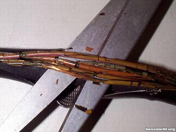 1993 1995 engine wiring harness problems mercedes benz forum rh benzworld org wiring harness problems mercedes wiring harness problems mercedes
