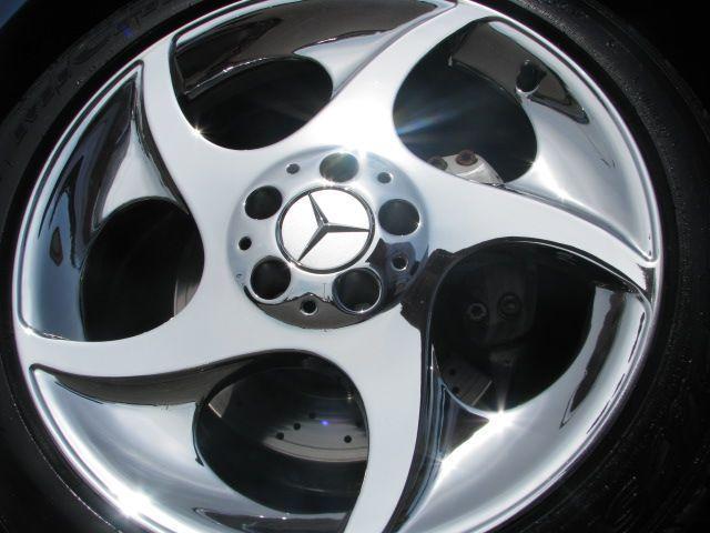 "Chrome 18"" Turbine-style Wheels For Sale"