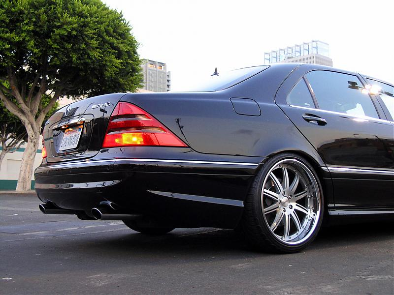 Fs S55 Amg Mercedes Benz Forum