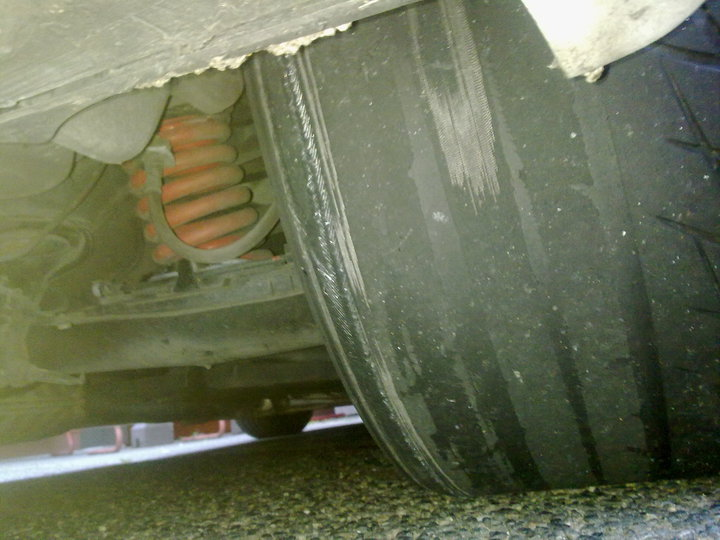 Parts Of A Car Inside >> Rear inside tire wear due to lack of rear camber adjustment - Page 4 - Mercedes-Benz Forum
