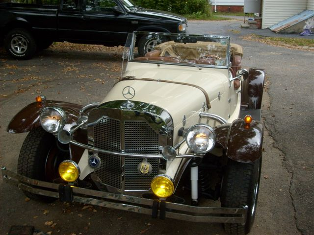 1929 Mercedes Gazelle Replica For Sale Mercedes Benz Forum