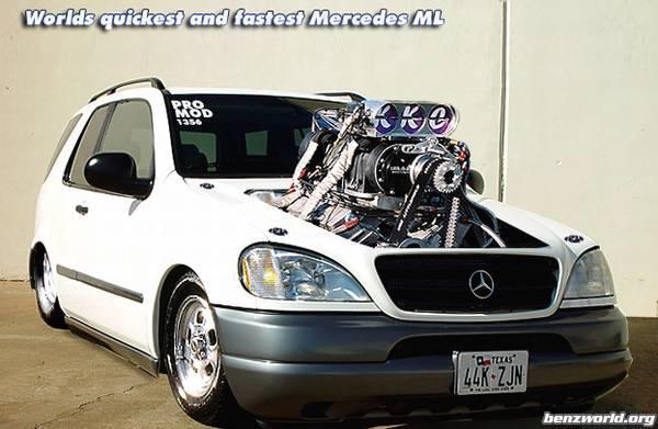 Ml Hood Scoop Page 2 Mercedes Benz Forum