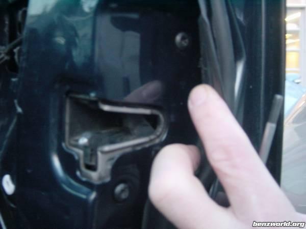Rear hatch wont open