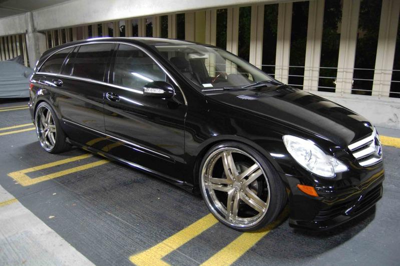 2006 Mercedes Benz R350 3 Pc 24 Quot Wheels 4matic Amg