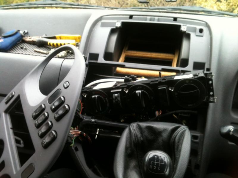 Vito 108d 2003 Heater Control Knob Mercedes Benz Forum