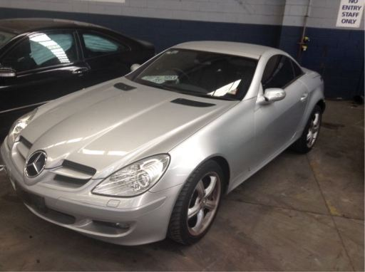 Accident Damaged 05 Slk350 Is This Difficult To Repair
