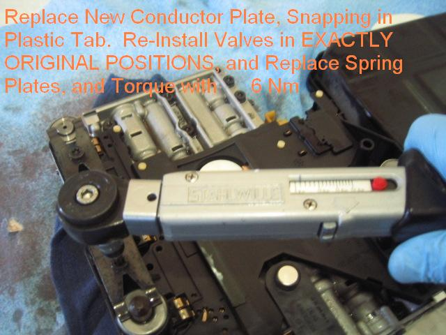 Photo DIY- 722.6 Conductor Plate and Regulator Valve Spring R/R-30.jpg