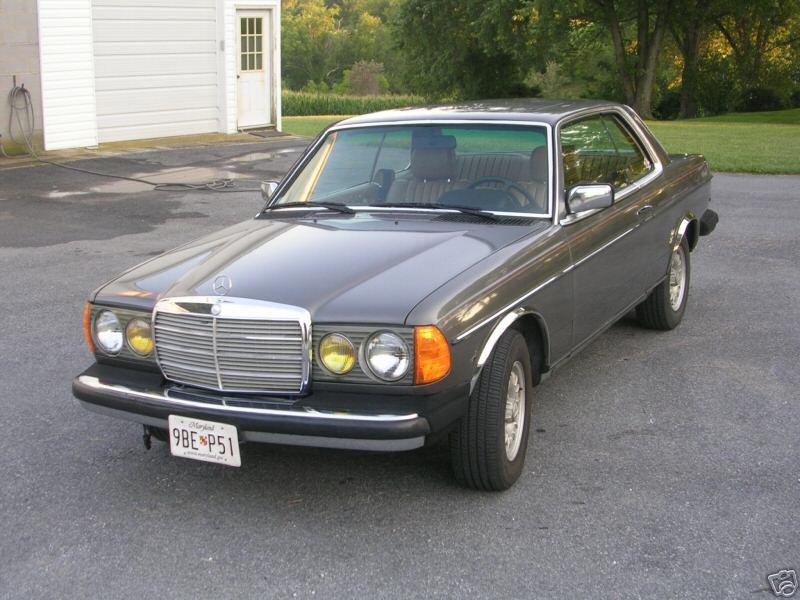 Farewell W123 Forum Mercedes Benz Forum