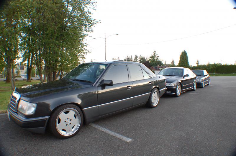 "Mercedes Benz Seattle >> FS - 17"" AMG Aero I Monoblock Hammer Wheels (set of 4 ..."
