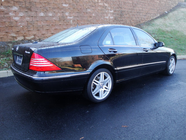 Mercedes Benz Of Ann Arbor >> My eye is on a 2005 S430 4Matic - Mercedes-Benz Forum
