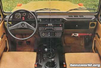 OLD FASHIONED BUT ACTUAL 1979 INTERIOR