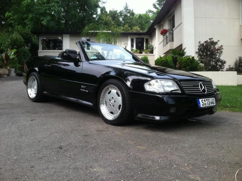 Uber Price Quote >> Mercedes SL 70 Renntech AMG V12. - Mercedes-Benz Forum
