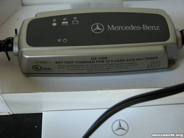 Mercedes Trickle Battery Charger Mercedes Benz Forum