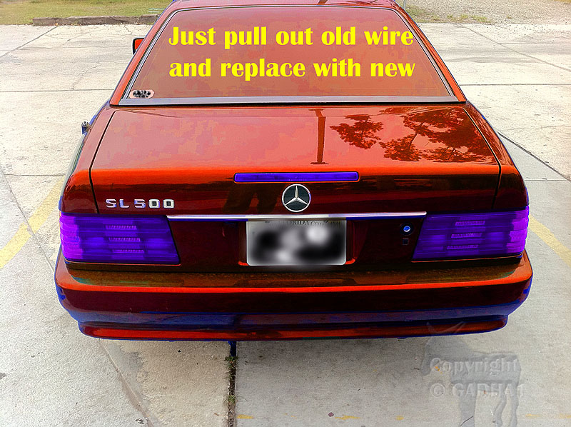 1995 Sl500 Engine Wiring Harness Replacementb541200002650245gif