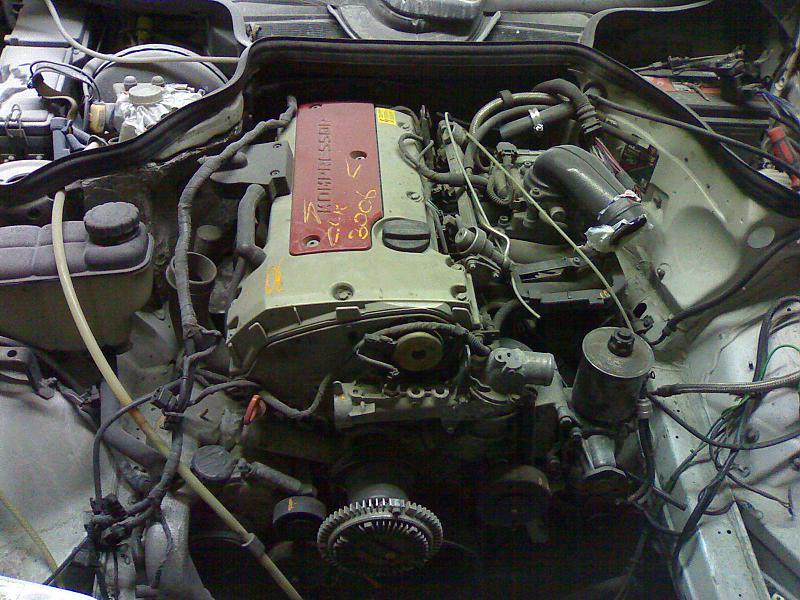How Does A Diesel Engine Work >> W124 KOMPRESSOR TRANSPLANT - Mercedes-Benz Forum