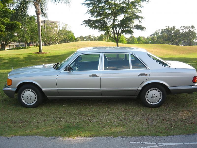 Ray Catena Mercedes Benz >> FS: 1986 Mercedes-Benz 420SEL, VERY Nice in & out!! (South FL) - Mercedes-Benz Forum