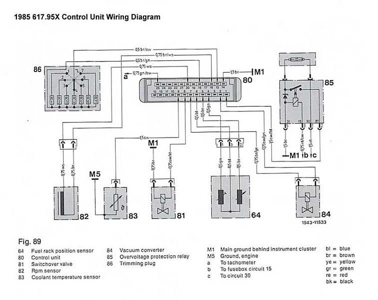 1758234d1454044583 looking some advice tachometer repair 43298d1176742781 1985 300d ca emissions tachometer looking for some advice on tachometer repair mercedes benz forum Motor Control Wiring Diagrams at webbmarketing.co