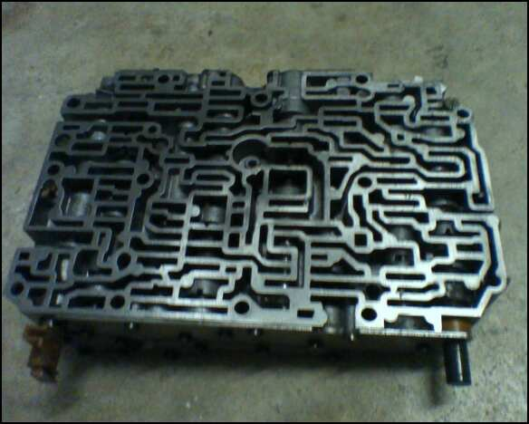 Engine And Transmission World >> 190E, 2.3, 722.4 transmission, replace valve body ...
