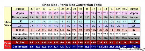 How big is a small penis