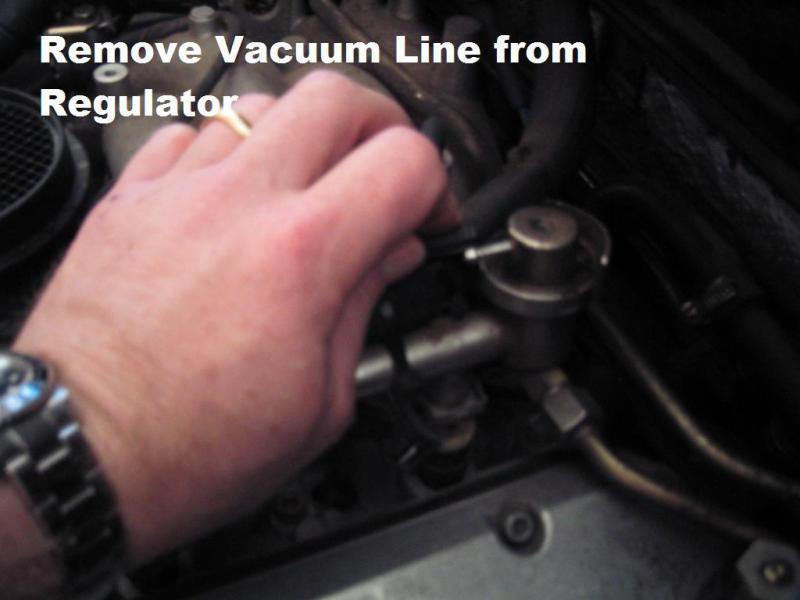 photo diy fuel pressure regulator r r engine. Black Bedroom Furniture Sets. Home Design Ideas