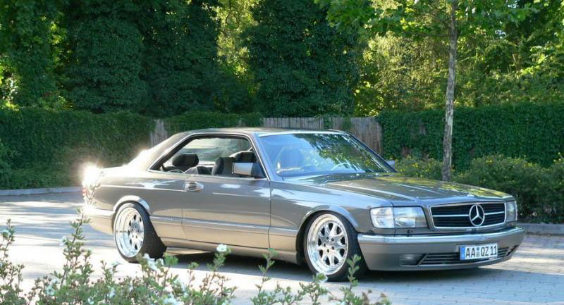 The Unofficial W126 Coupe Sec Picture Thread Page 37