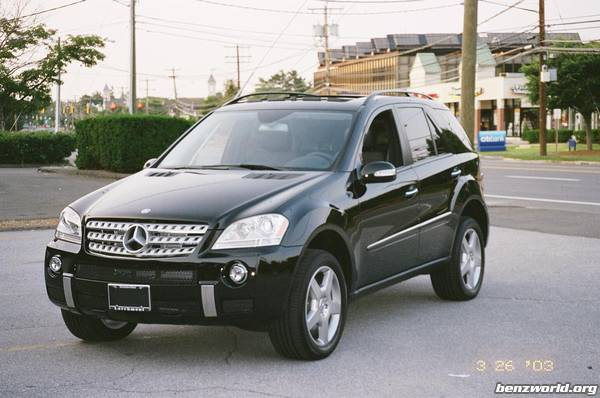 2006 Black Ml500 With Amg Package Mercedes Benz Forum