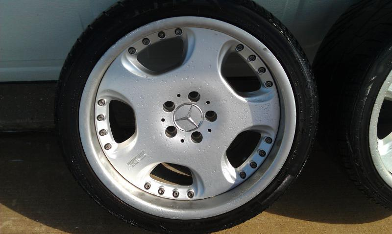 "Mercedes Benz Rims >> FS: OZ Racing 18"" rims - Mercedes-Benz Forum"