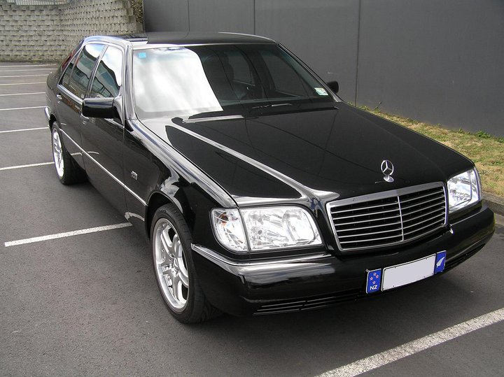 D W S G Edition Black N on 1999 mercedes s500