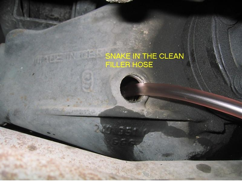 Rear Differential Fluid Change >> Photo Diy Rear Differential Oil Change Mercedes Benz Forum
