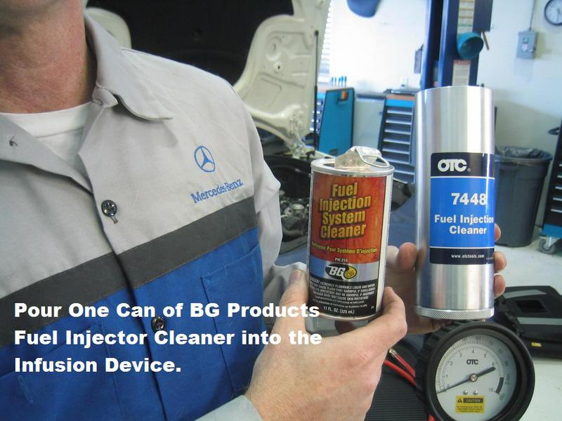 Photo diy fuel injection system cleaning mercedes benz forum click image for larger version name 6g views 2109 size 672 solutioingenieria Image collections