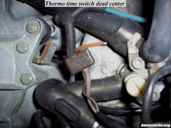 Bosch D Jetronic And K Jetronic Troubleshooting Mercedes