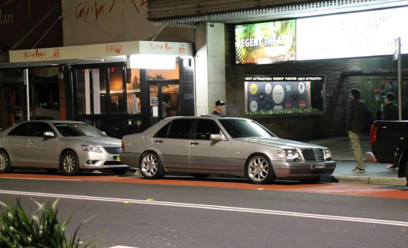 W140 suspension: Normal vs ADS & lowering info. - Mercedes-Benz Forum